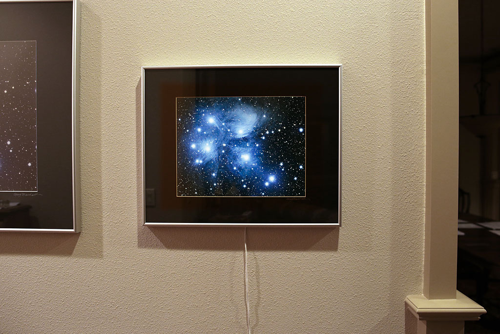Backlit Photo Frames - Wa-chur-ed Observatory
